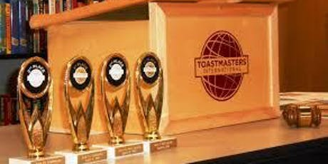 Toastmasters- District 30- Area 63 Humorous Speech Contest tickets