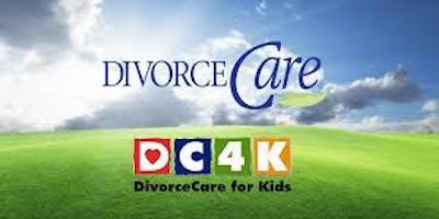 Divorce Care & DC4K (Divorce Care for Kids, 5-12 years)