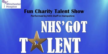 NHS' Got Talent tickets