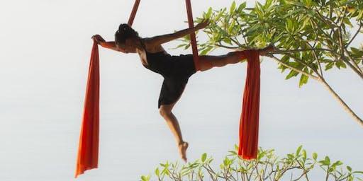 Aerial Silks Workshop with Ana Prada  - St. Croix, Virgin Islands