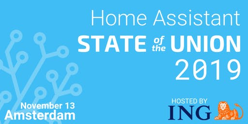 Home Assistant State of Union 2019