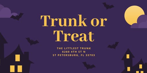 Trunk or Treat at The Littlest Trunk