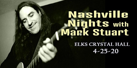 Nashville Nights with Mark Stuart tickets
