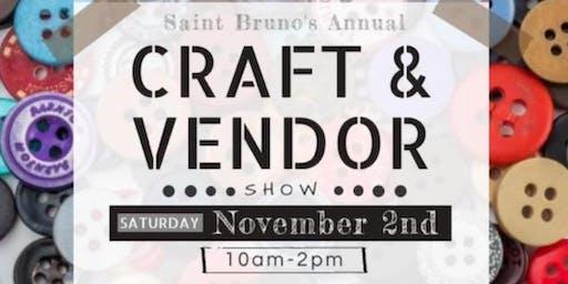 St. Bruno's Craft and Vendor Show
