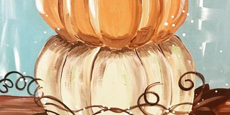 Paint and Sip - Pumpkins tickets