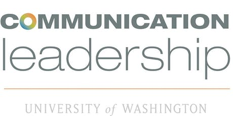 UW Communication Leadership Graduate Program Information Session tickets
