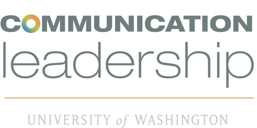 UW Communication Leadership Graduate Program Information Session