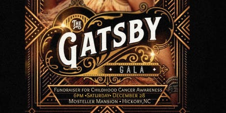 Gatsby Gala: Fundraiser for Childhood Cancer Awareness  tickets