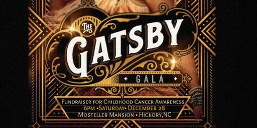 Gatsby Gala: Fundraiser for Childhood Cancer Awareness