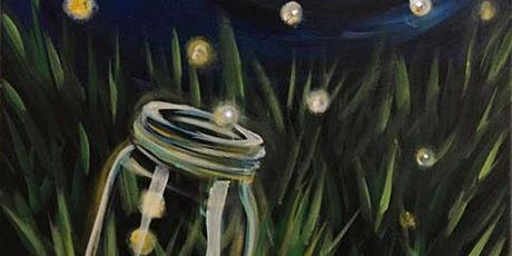 Paint and Sip - Fireflies tickets