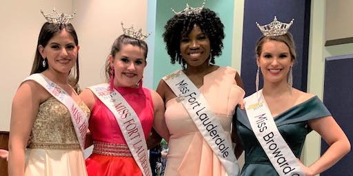 Miss Broward County Scholarship Competition Orientation
