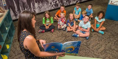 Storytime at Golden History Museum