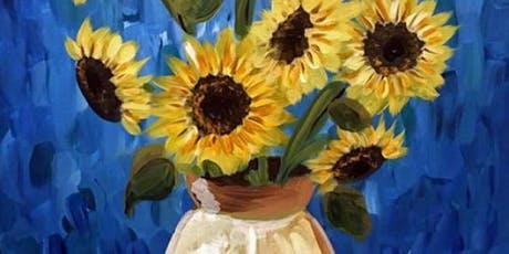 Paint and Sip - Sunflowers tickets
