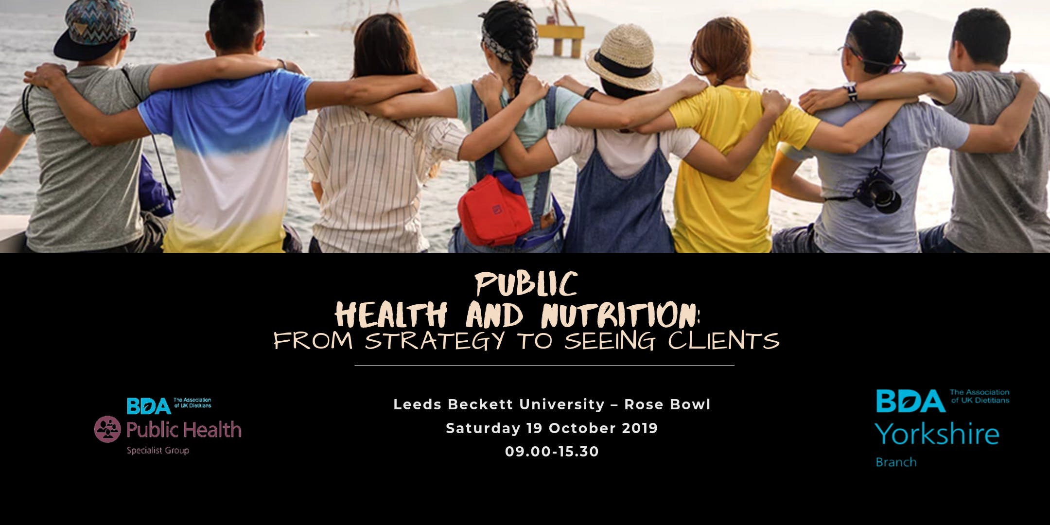 Video and Presentation Slides Link - Public Health and Nutrition From Strategy to Seeing Clients