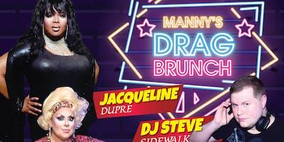 Mannys Drag Brunch