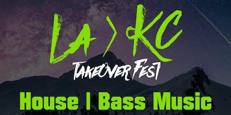 LA > KC Takeover Fest tickets