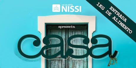 Teatro Cia Nissi na IBP Jundiaí ingressos