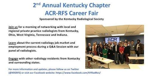 2nd Annual Kentucky Chapter ACR-RFS Career Fair