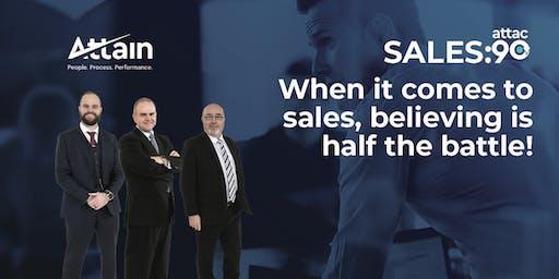 ATTAC 90 Sales Program - Hamilton