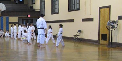 Kids' Karate Class