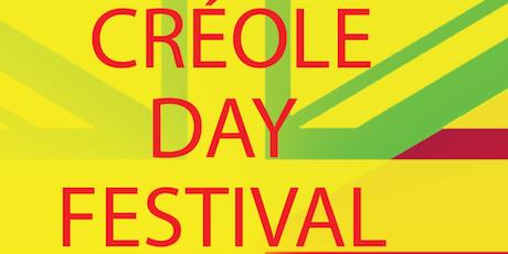 CRÉOLE DAY FESTIVAL 2019 tickets