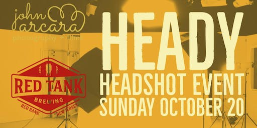 Heady Headshot Event