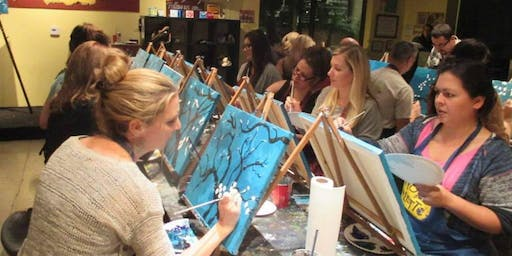Ladies Paint and Sip [Lower Pacific] [Ticket Not Included]