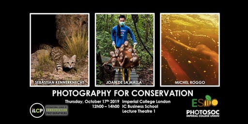 Photography for Conservation