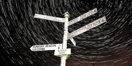 Pi Singles Exmoor walking, stargazing and Supper! tickets