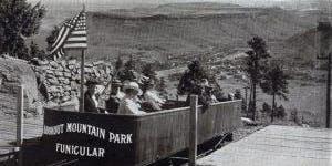 Golden Past-port Series: Funicular