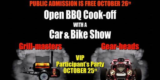 Cars - Bikes and BBQ