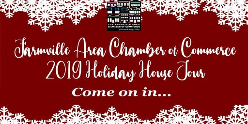 Farmville Area Chamber Holiday House Tour