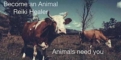 Free Animal Reiki Workshop tickets
