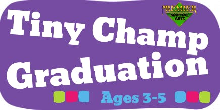 Tiny Champ Graduation Registration