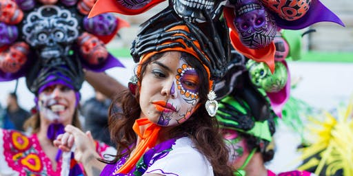 Redbridge Dia De Los Muertos Festival (Day of the Dead)