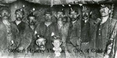 Golden Past-port Series: Mining