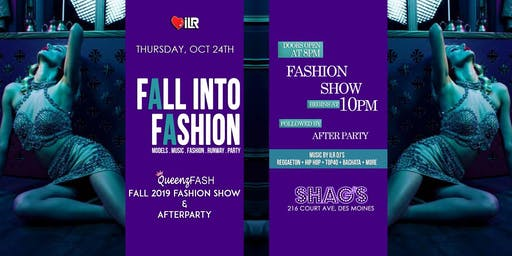 Fall into Fashion - QueenzFash & ILR Fashion Show & After Party
