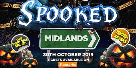 SpookedMidlands tickets