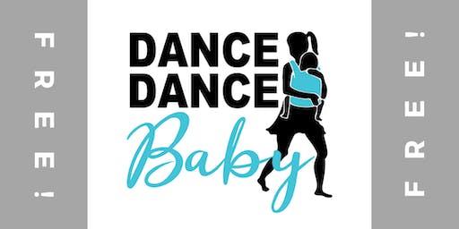 DANCE DANCE BABY BABYWEARING CLASS