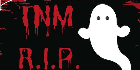 TNM R.I.P. -- Halloween Comedy Shows + Party tickets