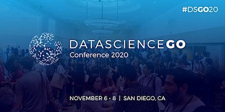 DataScienceGO tickets