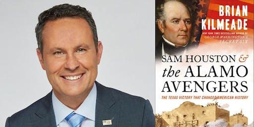 Fox & Friends' Brian Kilmeade book signing SAM HOUSTON & THE ALAMO AVENGERS