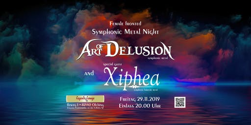 Art of Delusion & Xiphea - Female Fronted Symphonic Metal Night