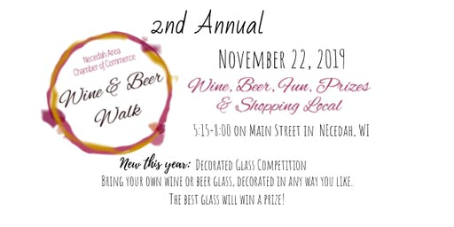 Necedah Wine & Beer Walk 2019