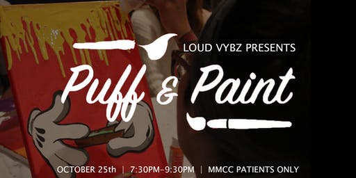 Puff and Paint with Loud Vybz