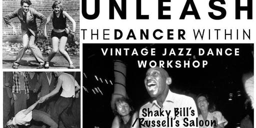 Swing Jazz & Lindy Hop Dance Weekend