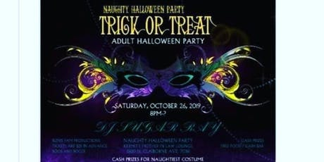 NAUGHTY HALLOWEEN PARTY  tickets
