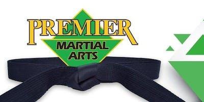 Black Belt Boot Camp Registration