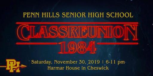 35th Reunion - Penn Hills High School Class of 1984