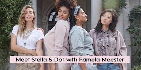 Meet Stella & Dot with Star Director Pamela Meester tickets